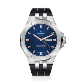 Мъжки часовник Edox Delfin Auto - 88005 3CA BUIR
