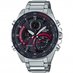 Мъжки часовник Casio Edifice Solar Bluetooth - ECB-900DB-1AER