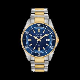 Мъжки часовник Bulova Marine Star - 98B334