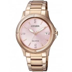 Дамски часовник Citizen Eco-Drive - FE6053-57W