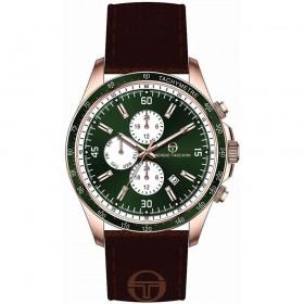 Мъжки часовник Sergio Tacchini Archivio Dual Time - ST.17.108.06
