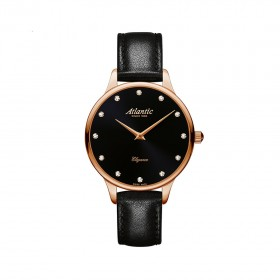 Дамски часовник Atlantic Elegance - 29038.44.67L