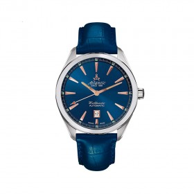 Мъжки часовник Atlantic Worldmaster Automatic - 53750.41.51R