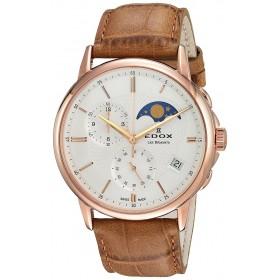 Мъжки часовник Edox Les Bemonts - 01651 37R AIR