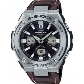 Мъжки часовник CASIO G-SHOCK G-STEEL - GST-W130L-1A
