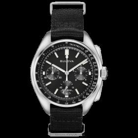 Мъжки часовник Bulova Special Edition Lunar Pilot Chronograph Archive Series - 96A225