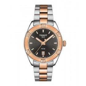 Дамски часовник Tissot PR 100 SPORT CHIC - T101.910.22.061.00