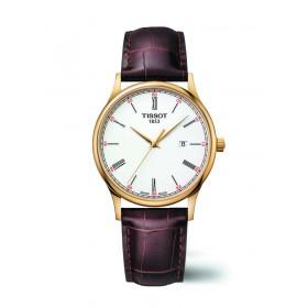 Мъжки часовник Tissot ROSE DREAM 18K GOLD - T914.410.46.013.00
