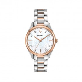 Дамски часовник Bulova Sutton - 98P183