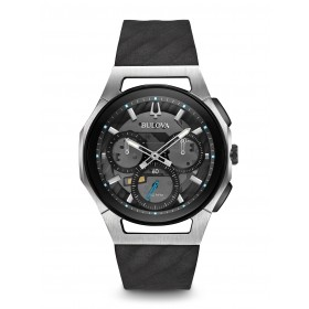 Мъжки часовник Bulova CURV Chronograph - 98A161