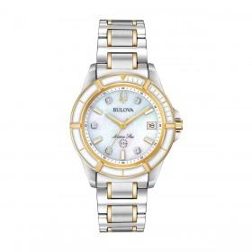 Дамски часовник Bulova Marine Star - 98P186