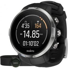 Мъжки часовник SUUNTO SPARTAN SPORT BLACK HR - SS022648000