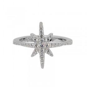 Дамски пръстен APM Monaco Collection Météorites - A17642OX