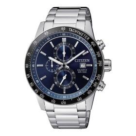 Мъжки часовник Citizen Chronograph Blue - AN3600-59L