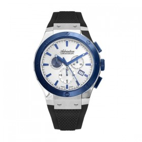 Мъжки часовник Adriatica Chronograph - A8209.T2B3CHS
