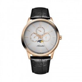 Мъжки часовник Adriatica Moon Phase For Him - A8269.9257QF