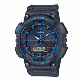 Мъжки часовник Casio Collection Solar - AQ-S810W-8A2VEF