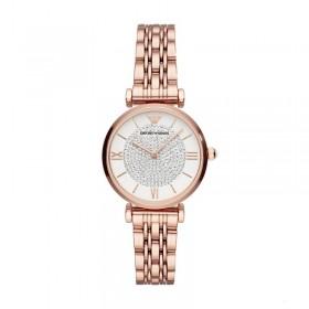 Дамски часовник Emporio Armani GIANNI T-BAR - AR11244
