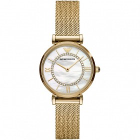 Дамски часовник Emporio Armani GIANNI T-BAR - AR11321