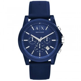 Мъжки часовник Armani Exchange OUTERBANKS Chronograph - AX1327