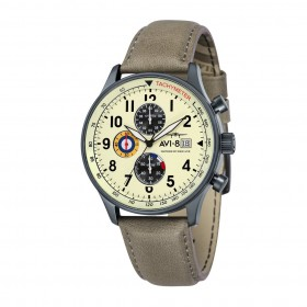 Мъжки часовник AVI-8 HAWKER HURRICANE - AV-4011-0C