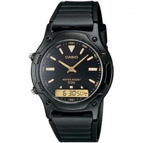 Мъжки часовник Casio Collection - AW-49HE-1AVDF
