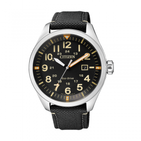 Мъжки часовник Citizen Eco-Drive - AW5000-24E