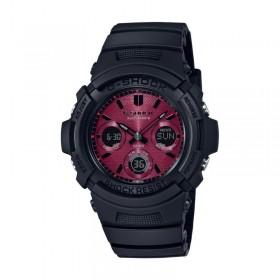 Мъжки часовник Casio G-Shock - AWG-M100SAR-1AER