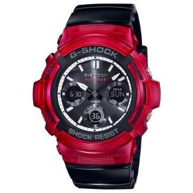 Мъжки часовник Casio G-Shock - AWG-M100SRB-4AER