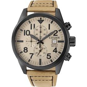 Мъжки часовник Citizen Chronograph White Dial - AN3625-07X
