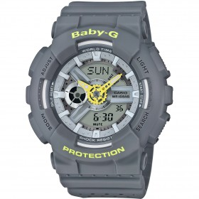 Дамски часовник Casio Baby-G - BA-110PP-8AER