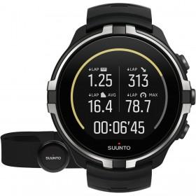 Мъжки часовник SUUNTO SPARTAN SPORT WHR BARO STEALTH + BELT  - SS023402000