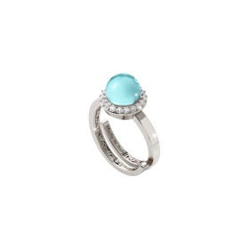 Дамски пръстен Rebecca Boulevard Stone - BBYABT04