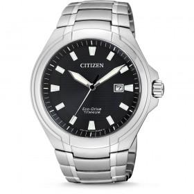 Мъжки часовник Citizen Titanium Eco-Drive - BM7430-89E