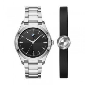 Мъжки сет часовник и гривна BMW - BMW9001