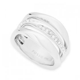 Дамски пръстен Fossil CLASSICS - JF01147040 160