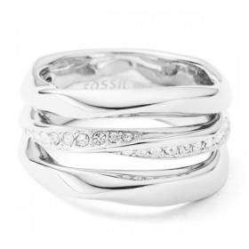 Дамски пръстен Fossil CLASSICS - JF01147040 180