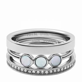 Дамски пръстен Fossil CLASSICS - JF03144040 170