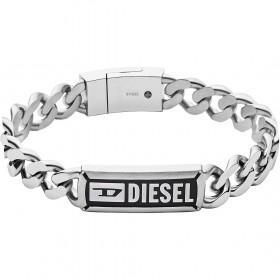 Мъжка гривна Diesel STEEL - DX1243040