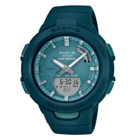 Дамски часовник Casio Baby G - BSA-B100AC-3AER