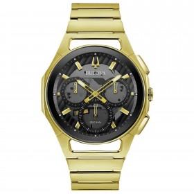 Мъжки часовник Bulova CURV - 97A144