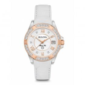 Дамски часовник Bulova Marine Star Diamond - 98R233