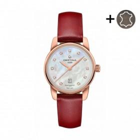 Дамски часовник Certina DS Podium Lady - C001.007.36.116.02