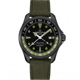 Мъжки часовник Certina DS Action GMT - C032.429.38.051.00