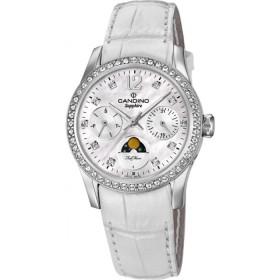 Дамски часовник Candino Moon-Phase - C4684/1