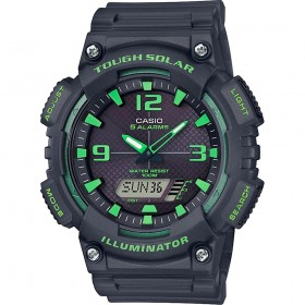 Мъжки часовник Casio Collection Solar - AQ-S810W-8A3VEF