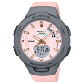 Дамски часовник Casio BABY-G G-SQUAD - BSA-B100MC-4AER