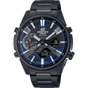 Мъжки часовник Casio Edifice Bluetooth Slim Tough Solar - ECB-S100DC-2AEF