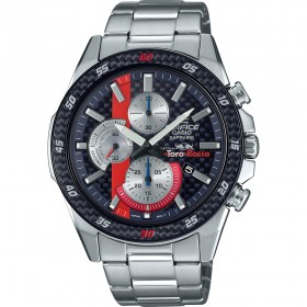 Мъжки часовник Casio Edifice Toro Rosso Limited Edition - EFR-S567TR-2A