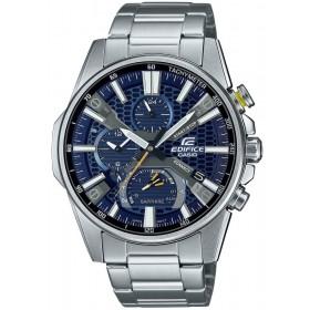 Мъжки часовник Casio Edifice Solar Chronograph - EQB-1200D-2AER